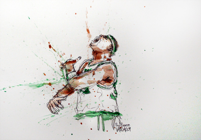 paul pierce - Boston Celtics Fan Art (28944918) - Fanpop