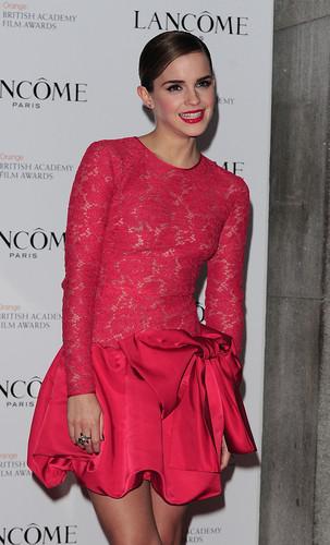 pre-BAFTA party - February 10, 2012 - HQ