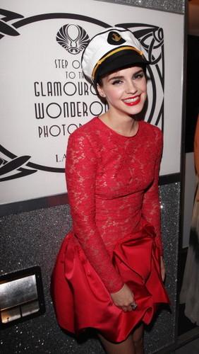 pre-BAFTA party - February 10, 2012