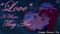 Love is where they are Simba Nala