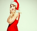 tay in red:)