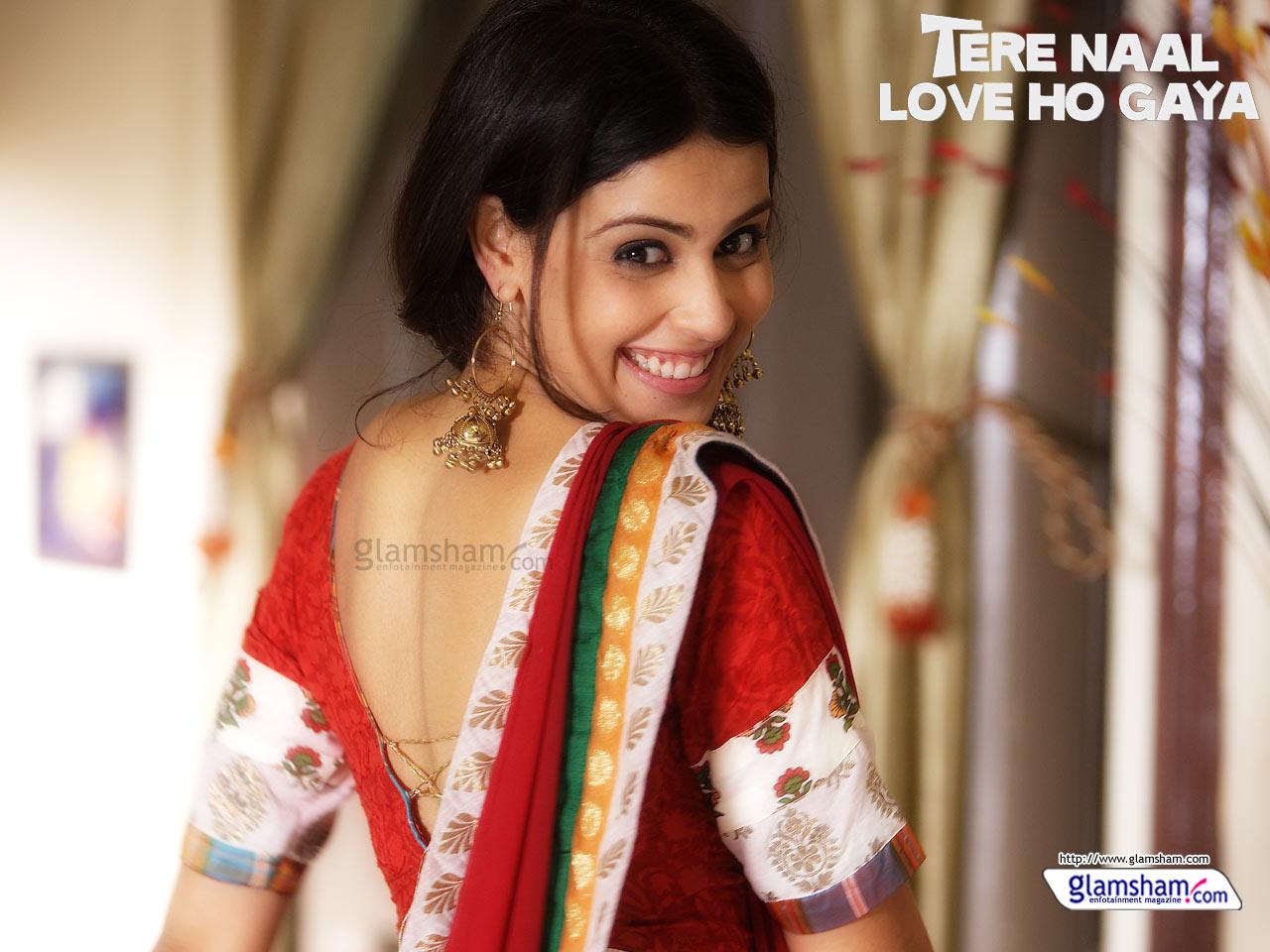 genelia d'souza :most cutest one images tere naal love ho gaya hd