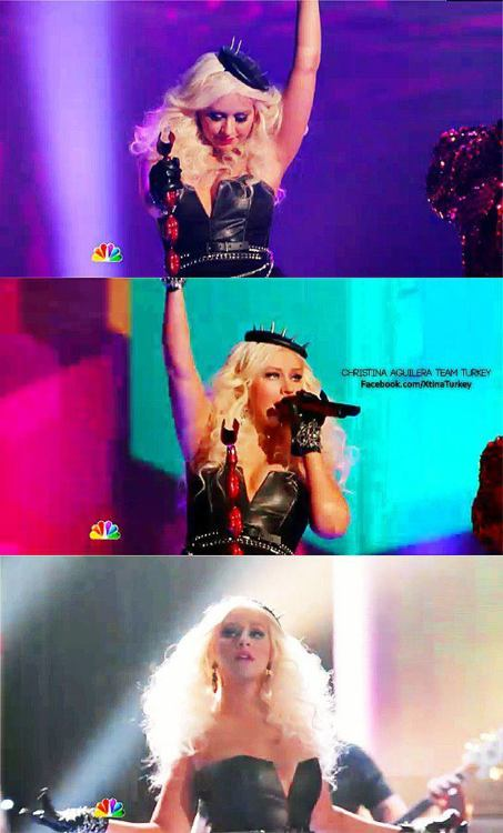 the voice - first performance of season 2 - Christina ...