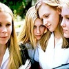 The Virgin Suicides photo containing a portrait called tvs