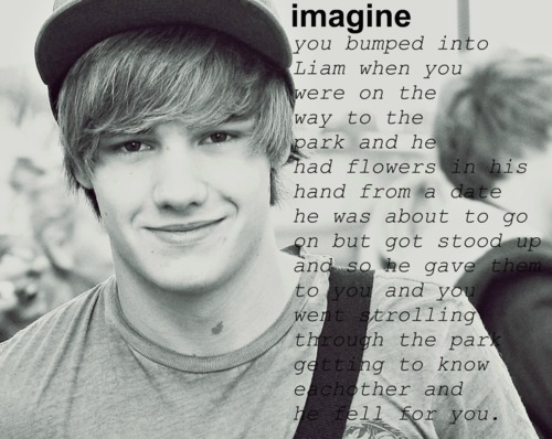 One Direction Imagines Liam