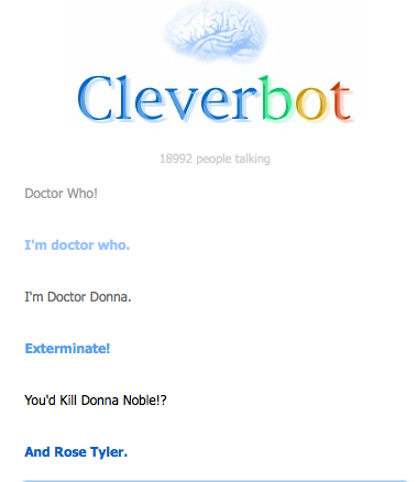 ~Cleverbot~