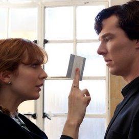 कैथरीन पारकिनसन वॉलपेपर probably containing a cleaver called ★ Katherine On Sherlock ★
