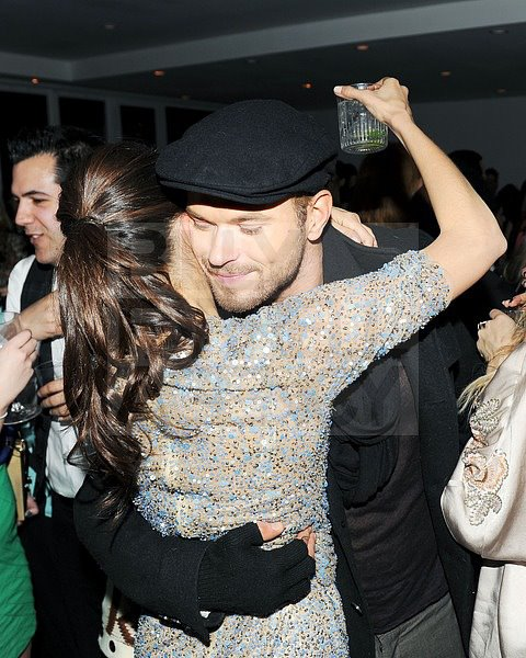 """Nylon party"" NY Fashion Week (12.02.2012) - kellan-lutz photo"