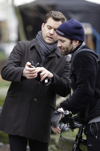 On The Set of Fringe 2012, February 14