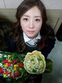 [PICS] 120209 Bomi and Chorong Selca Bomi's Graduation
