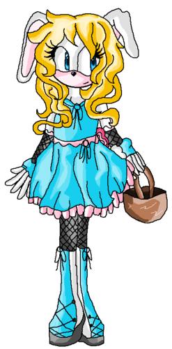 :PRIZE: Lynette The Lolita Bunny