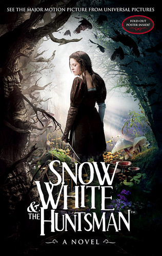 &#34;Snow White And The Huntsman: A Novel&#34; book cover - snow-white-and-the-huntsman Photo
