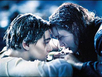 Titanic karatasi la kupamba ukuta entitled ♥♥