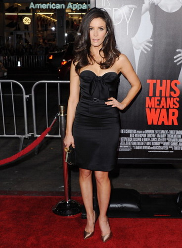 "02-07: ""This Means War"" - Los Angeles Premiere"