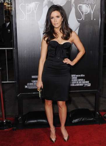 """02-07: """"This Means War"""" - Los Angeles Premiere"""