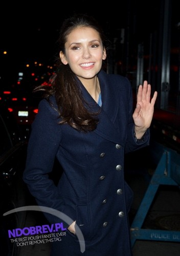 11 Feb 2012 Nina @ lincoln Center, New York