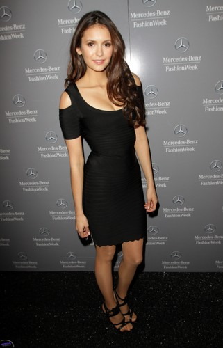 11 Feb Nina @ Fall 2012 Mercedes-Benz Fashion Week
