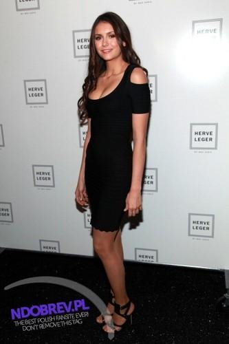 11 Feb Nina @ Fall 2012 Mercedes-Benz Fashion Week