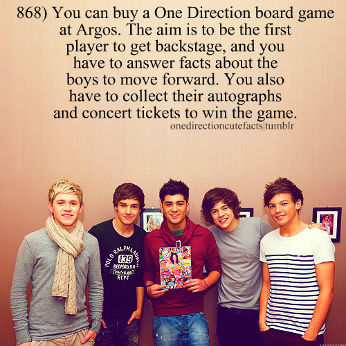 1D facts ♥ - louis-tomlinson Photo