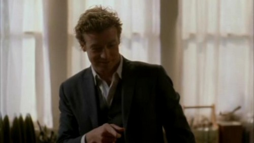 The Mentalist wallpaper containing a business suit entitled 1x17- Carnelian Inc.