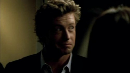 The Mentalist wallpaper containing a business suit titled 1x18- Russet Potatoes