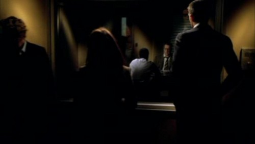 The Mentalist wallpaper probably with a business suit called 1x18- Russet Potatoes