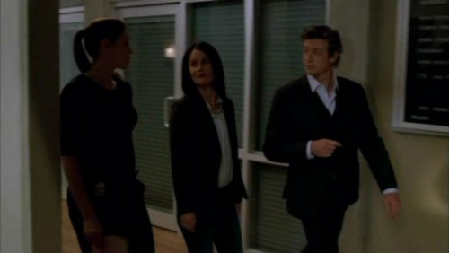 The Mentalist wallpaper containing a business suit called 1x18- Russet Potatoes