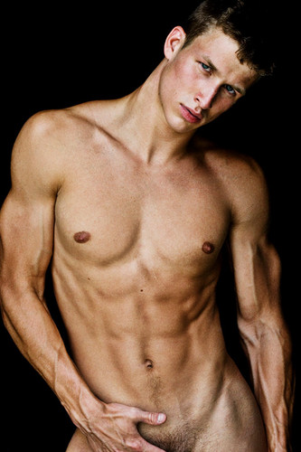 Adam Huber's Modeling Photos