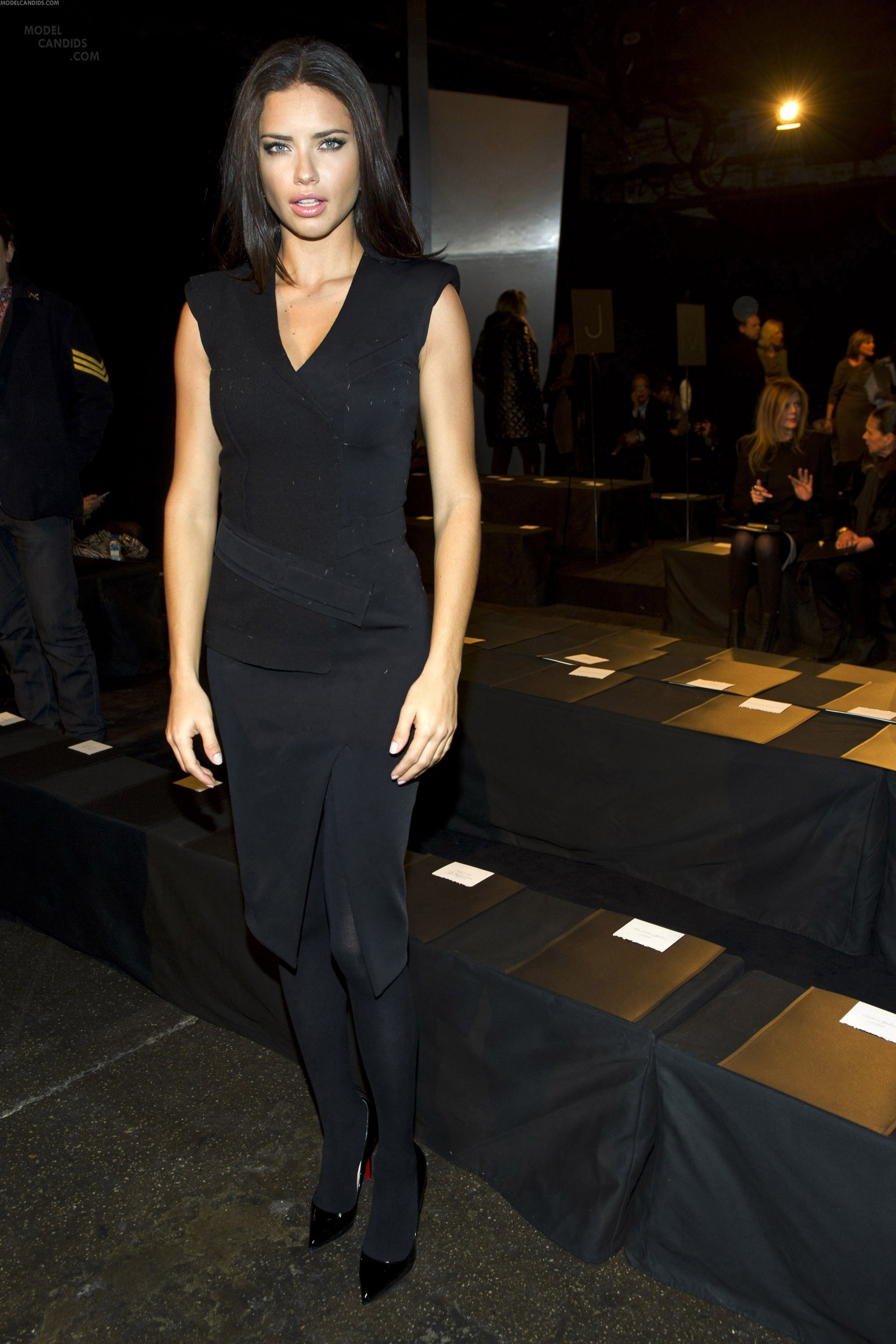 Adriana Lima images Adriana Lima attends the Donna Karan ...
