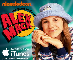 Alex Mack Now on iTunes