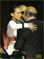 Alicia Keys Consoles Clive Davis After Whitney Houston's Death - alicia-keys photo