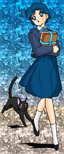 Ami and Luna