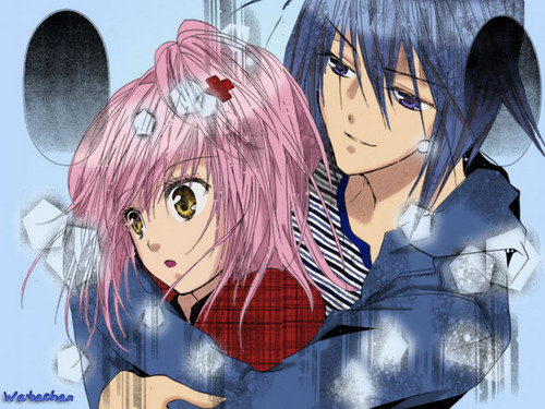 Ikuto Tsukiyomi fond d'écran probably with animé entitled Amuto/Ikuto