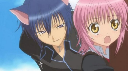 Ikuto Tsukiyomi wallpaper entitled Amuto/Ikuto