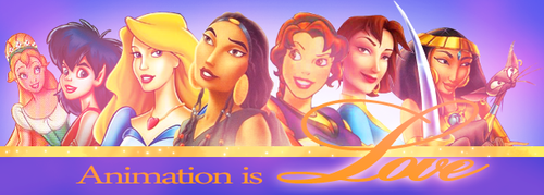 Animated Ladies