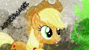 cidre fort, cidre fort, applejack My Little Pony: Friendship is Magic fond d'écran entitled Applejack~