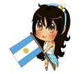 Argentina~ :) - hetalia-fan-characters photo
