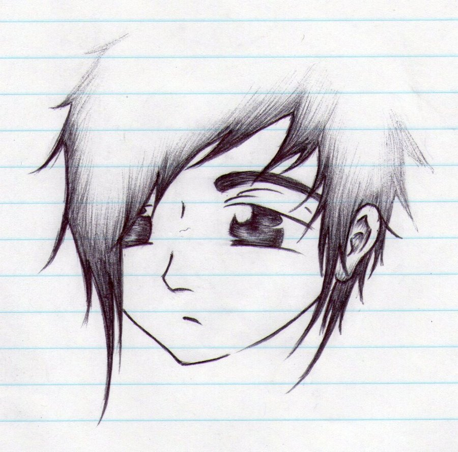 Gallery For gt Sad Emo Love Drawings