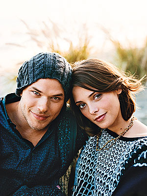 Ashley and Kellan