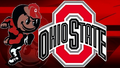 BRUTUS BUCKEY, RED BLOCK O OHIO STATE - ohio-state-football wallpaper