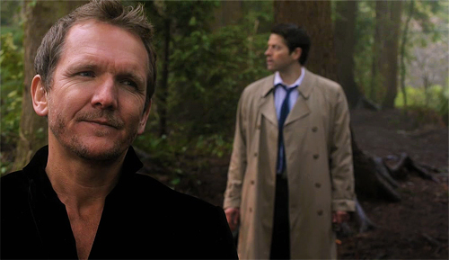 Balthazar wallpaper possibly with a business suit titled Balthazar & Castiel