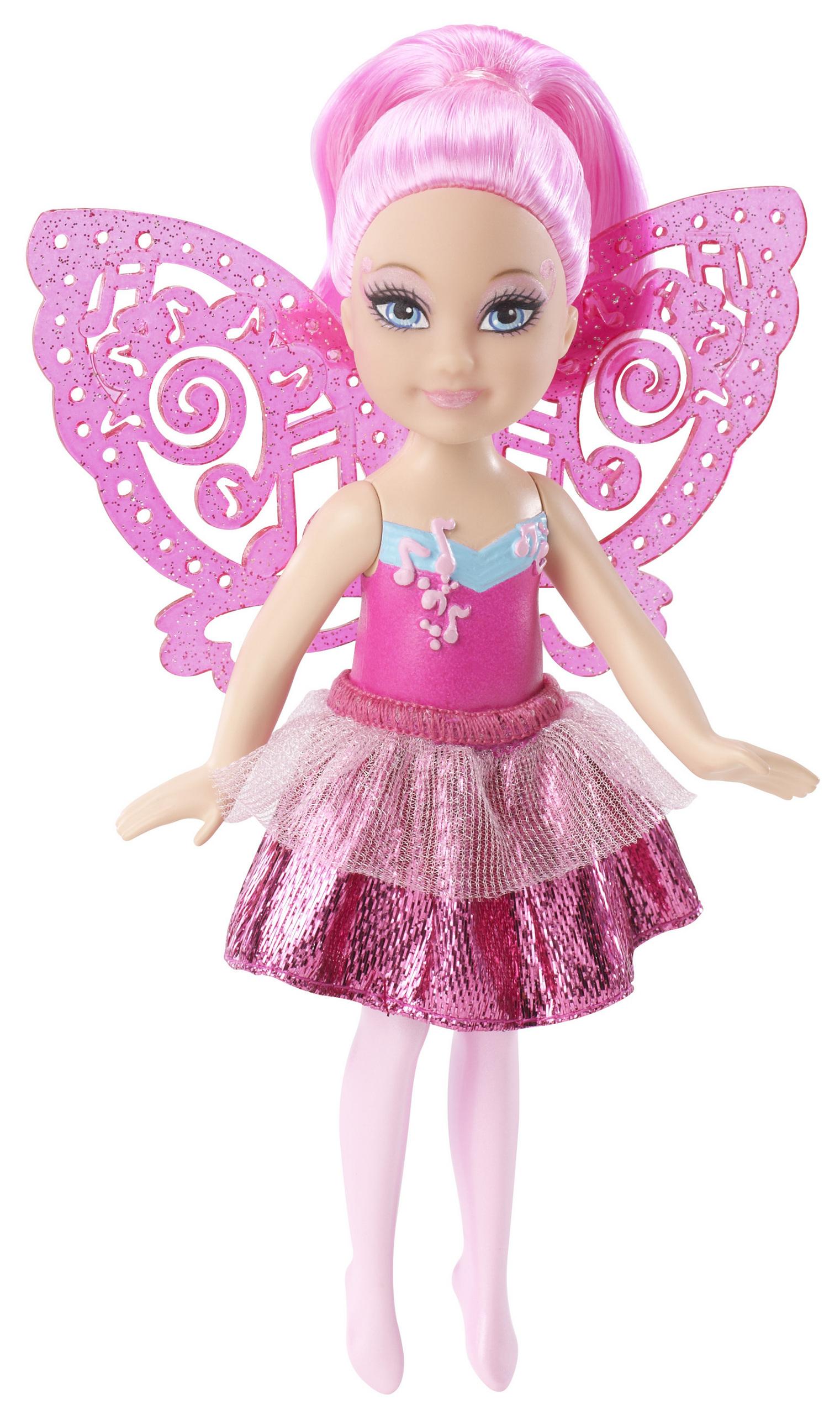 Barbie PaP Castle 2 and Assortment Fairy  - barbie-movies photo