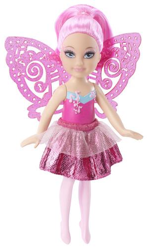 바비 인형 PaP 성 2 and Assortment Fairy