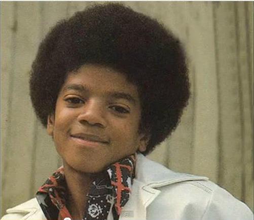 Beautiful Looking Child Michael Jackson The Child Photo
