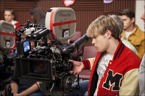 Behind the scenes of ♥