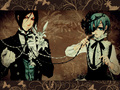 Black Butler - kuroshitsuji wallpaper