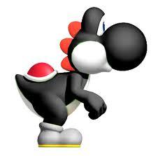 Black Yoshi squat