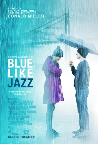 Blue Like Jazz - Movie Poster.