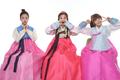 Bomi, Chorong and Eunji in Hanbok – Photoshooting