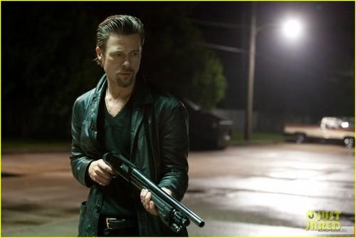 Brad Pitt: 'Cogan's Trade' First Look